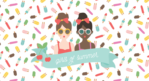 The Writings On The Wall Girls Of Summer