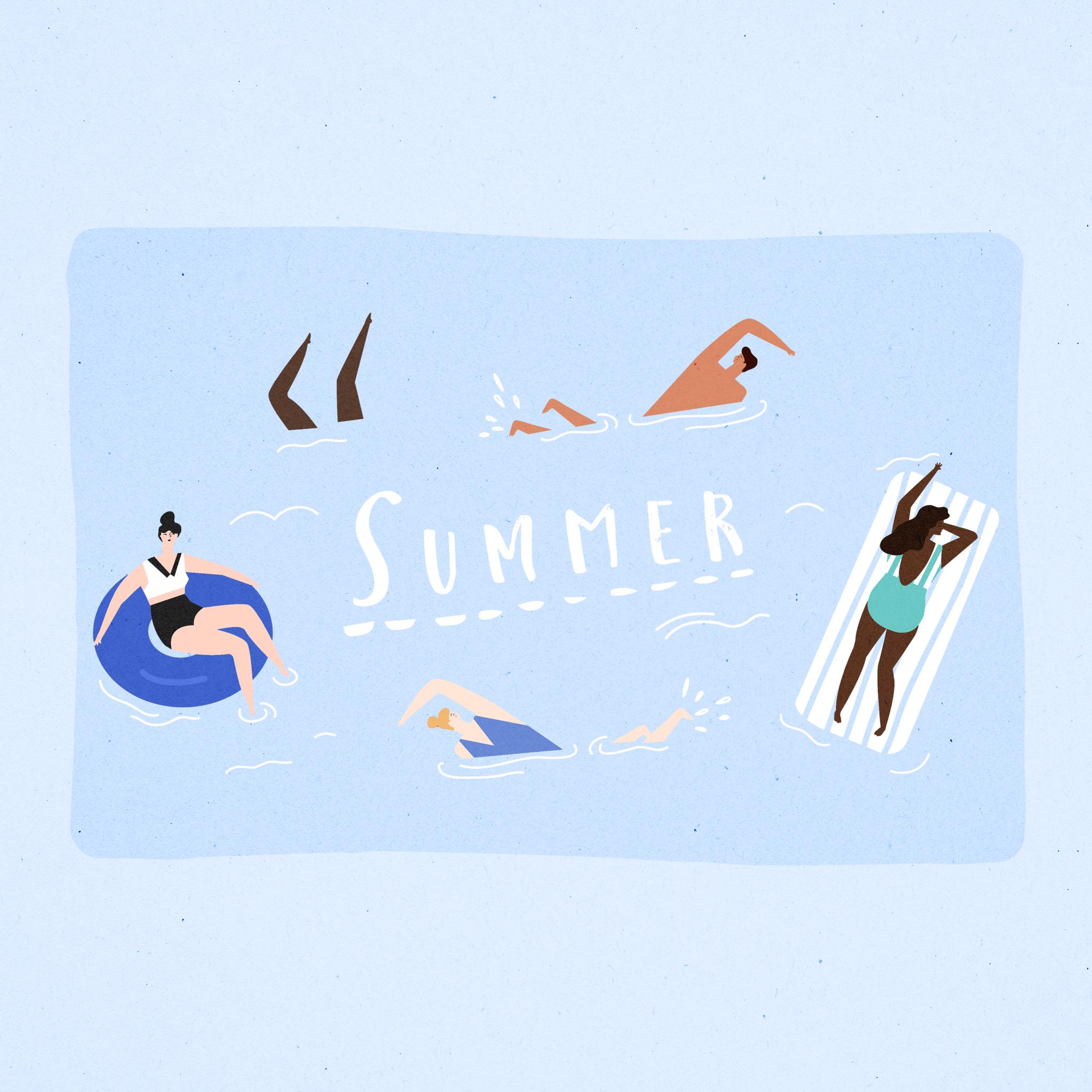 Wallpaper-Summer-iPad