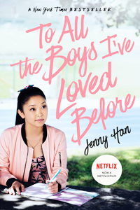 The Writing S On The Wall To All The Boys I Ve Loved Before By Jenny Han Pop Goes The Reader