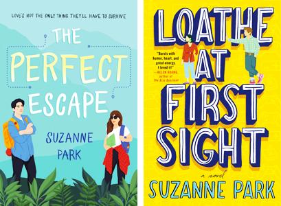 The Perfect Escape Suzanne Park Pdf